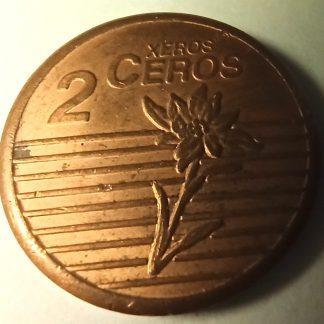 2 Xeros Ceros