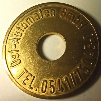 Vending Machine Token - Kaffee Partner