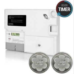 Emlite Electric Digital Token Coin Digital Timer Meter Snooker Washing Dryer