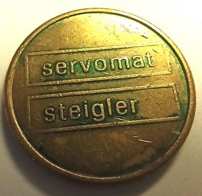 Token - Servomat Steigler Cafe