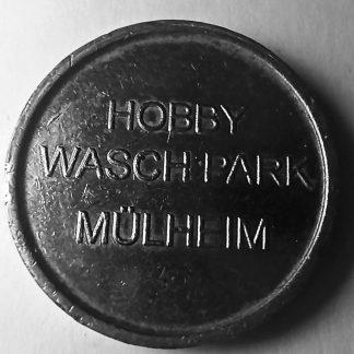 Жетон для автомойки - Hobby Wasch Park