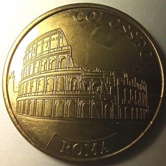 Roma Colosseum Token