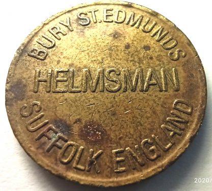Locker Token - Helmsman