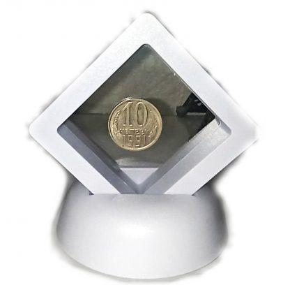 витрина для монет