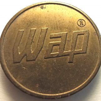 Car Wash Token - Wap 22 mm