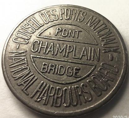 NATIONAL HARBOURS BOARD PONT CHAMPLAIN BRIDGE CONSEIL DES PORTS NATIONAUX