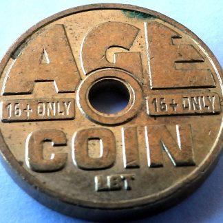 возрастной табачный жетон Нидерланды