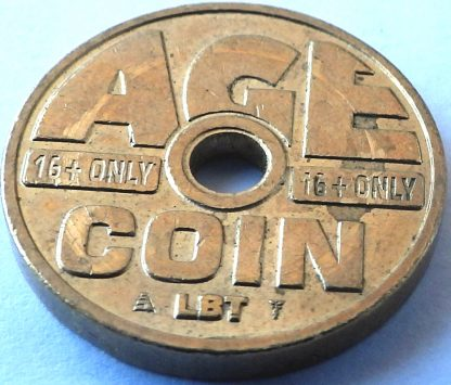 age coin 16 only lbt