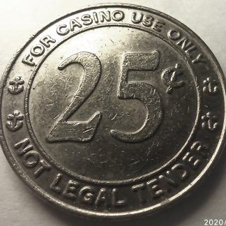 25 cent Europa Kruz
