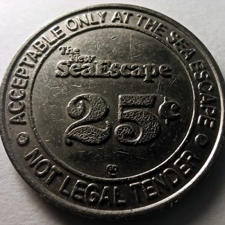 The new SeaEscape token