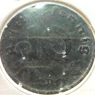 10 рейхспфеннигов, 1940