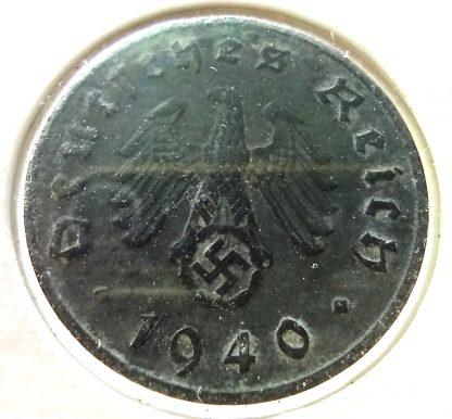 10 Reichspfennig 1940d