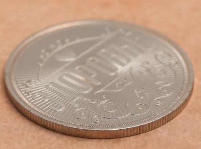 Монета на здоровье
