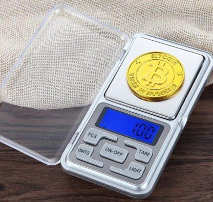 весы для монет