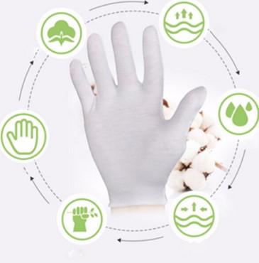 перчатки для нумизмата