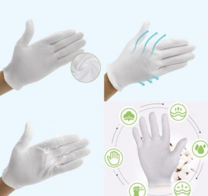 перчатки для коллекционера