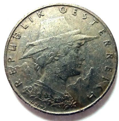 Австрия 10 грошей, 1925-1929