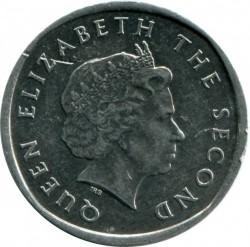 Восточные Карибы 2 цента, 2002-2011